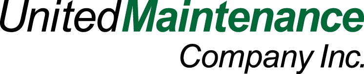 United Maintenance Company Logo