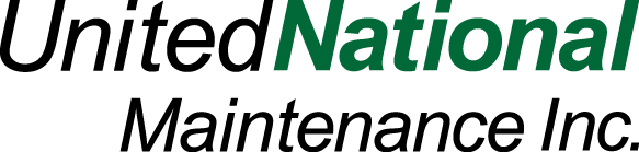 United National Maintenance logo
